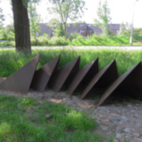 Zonder titel (Piramide-object)