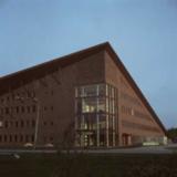 Bedrijvengebouw Van Swietenlaan