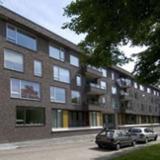 Appartementencomplex Paramaribostraat