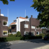 Dubbele villa's Oranjesingel