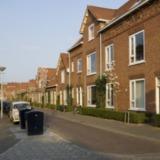 Woningen Johan Willem Frisostraat