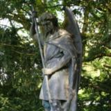 Sint Michael die de draak verslaat