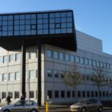 Kantoorgebouw PTT Telecom