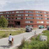Woningbouw Gezondheidscentrum Lewenborg