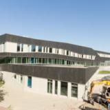 VMBO schoolgebouw De Kluiverboom