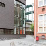 Gymzaal en Science floor H.N. Werkmancollege