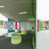 Wachtruimte P+R Citybus Hoogkerk