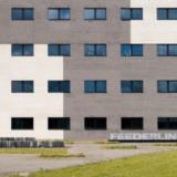 'Feederlines', kantoor Hunzepark