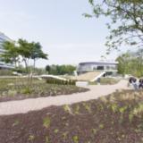 Paviljoen + park DUO & Belastingdienst