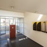 Portiekdecoraties Groenling en Wielewaalflat