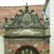 Poort Sint Geertruids Gasthuis -   maker onbekend
