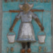 Tableau met melkmeisje - Anno  Smith